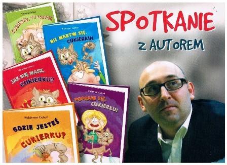 Spotkanie autorskie z Waldemarem Cichoniem