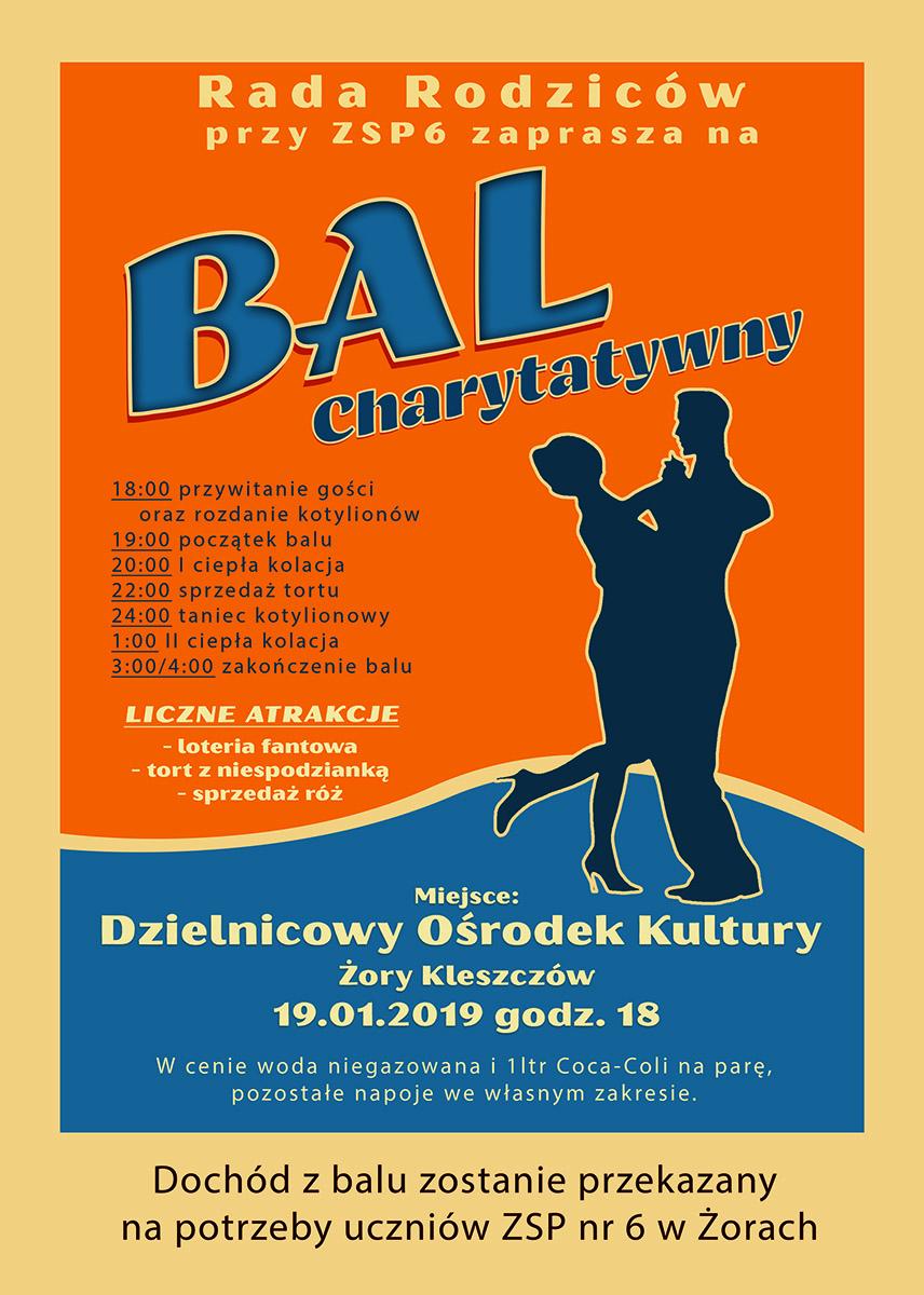 Charytatywny Bal Karnawałowy 2019